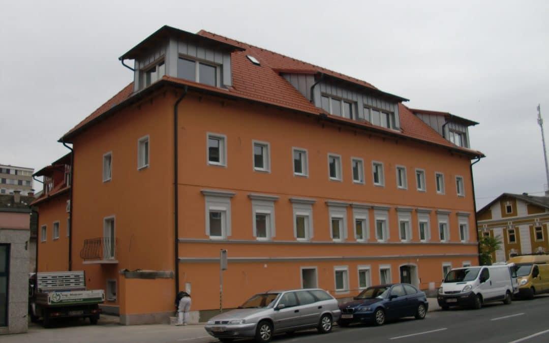 Bauarbeiten Besitzgemeinschaft Pernitsch & Rieger