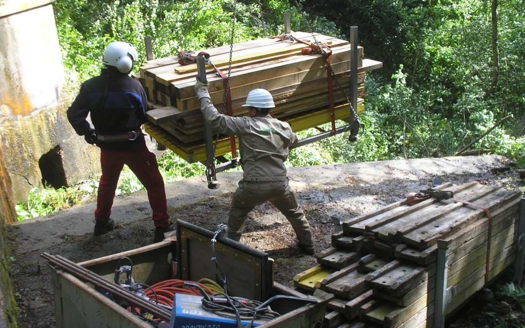 Bauarbeiten Kelag