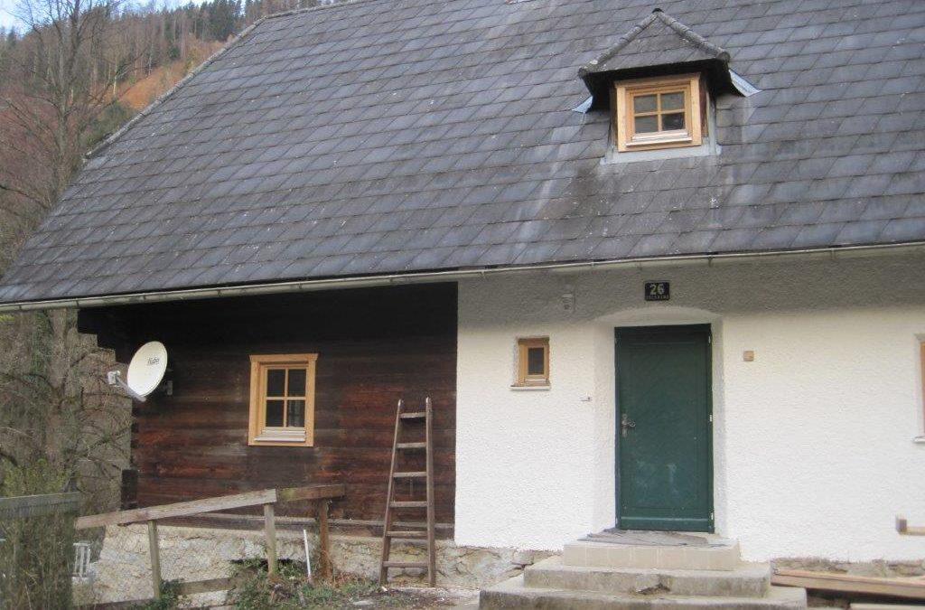Bauarbeiten Mayr Melnhof